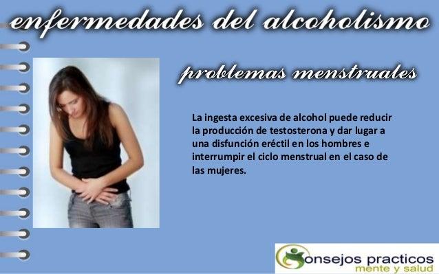 El test y el alcoholismo