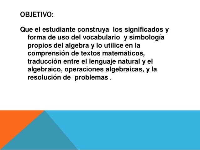 memorama algebraico Slide 2