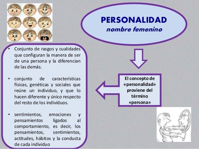 Diferencia entre temperamento caracter y personalidad pdf