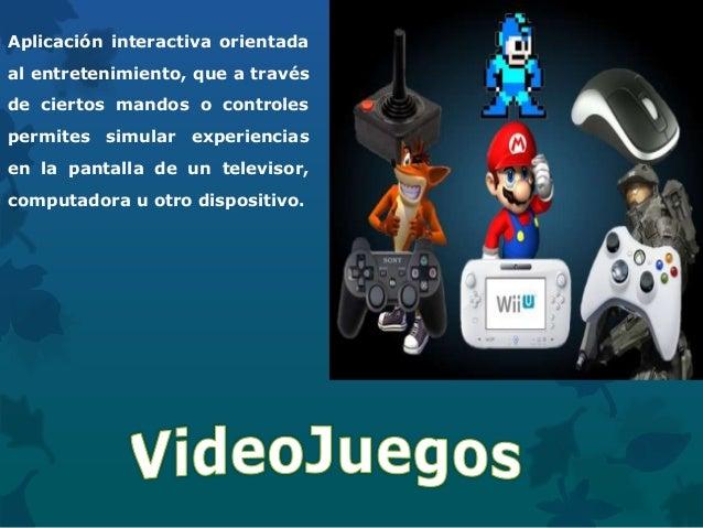 Aplicación interactiva orientada al entretenimiento, que a través de ciertos mandos o controles permites simular experienc...