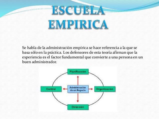 Su enfoque se orienta hacia la identificación de las funciones administrativas, es decir, las actividades que realiza el a...