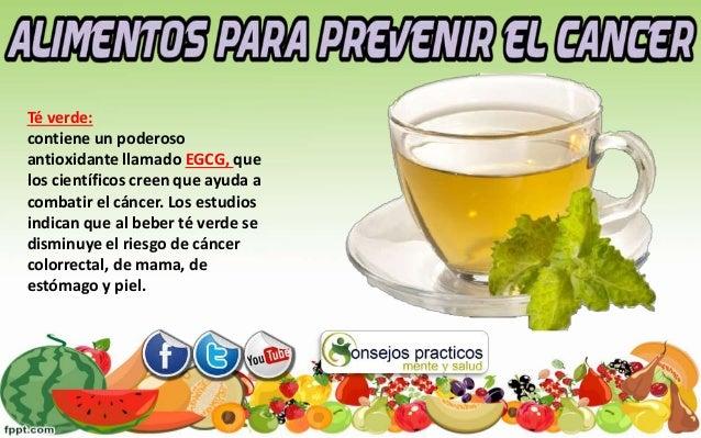 Alimentos alcalinos contra el cancer fruta para el cancer dieta ant - Alimentos que evitan el cancer ...