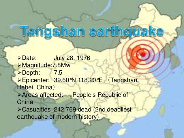 Tangshan earthquake gumiabroncs Gallery