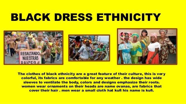 Black Ethnicity