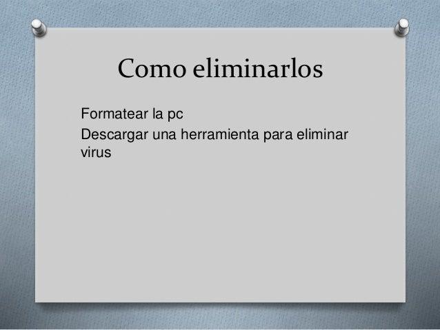 Descargar worm blaster, para eliminar virus y amenazas.