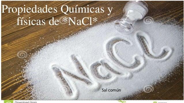 Nacl Sal Com 250 N