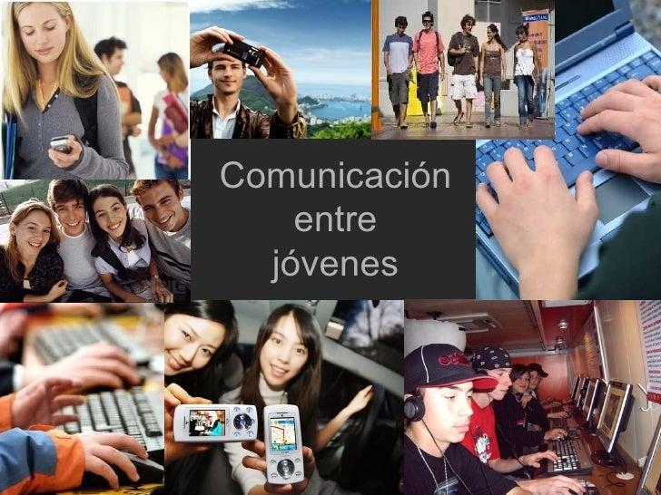 Comunicación entre jóvenes