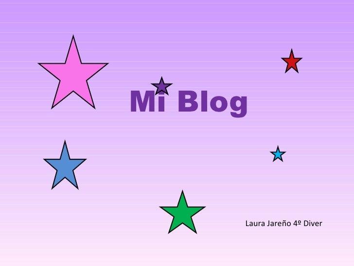 Mi Blog Laura Jareño 4º Diver