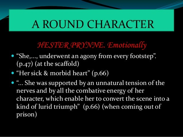 an analysis of the character of hester pryne in the novel the scarlet letter