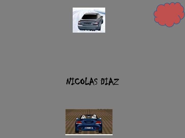 NICOLAS DIAZ