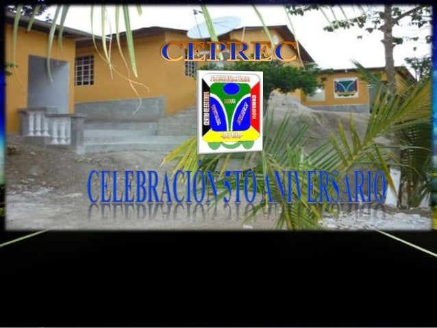 CENTRO DE ESTUDIOS PREUNIVERSITARIO CAHABON 5TO ANIVERSARIO