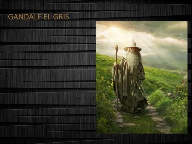 3. Resumen La aventura sigue el viaje del protagonista Bilbo Bolsón, que se embarca en la recuperación del tesoro y del re...