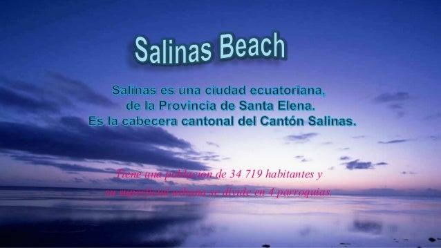 Salinas Beach Slide 3