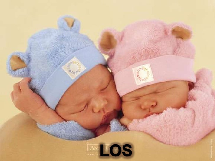 LOS ANGELITOS…<br />