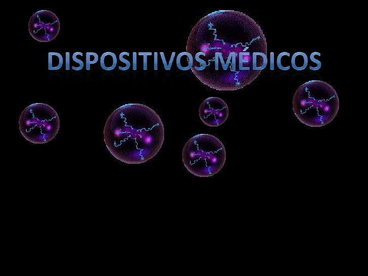 Dispositivos médicos<br />