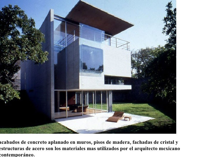 Arquitectura contemporanea en mexico for Arquitectura de mexico