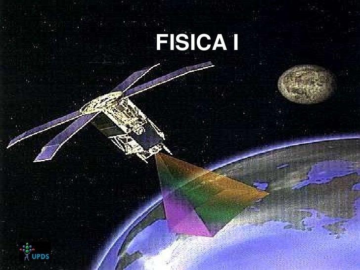 FISICA I<br />