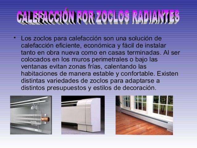 Calefaccion - Sistemas de calefaccion para casas ...