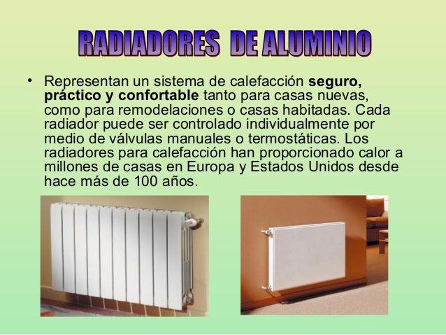 Calefaccion para casa elegant zcalo de pared con radiador - Tipos de calefaccion para casas ...