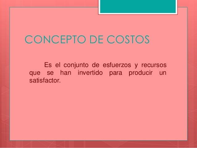 Presentación 1 control de costos de alimentos y bebidas Slide 3