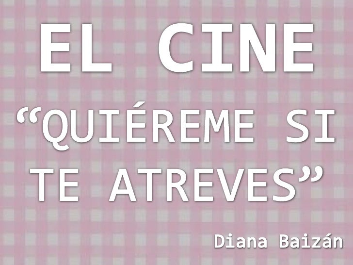 "Tras rodar varios cortos Yann Samuell dirige ""Quiéreme site atreves"", su primer largometraje. Comenzó su carreracomo dibuj..."