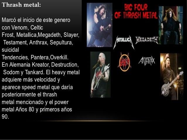 Presentación historia del rock