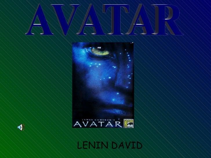 LENIN DAVID AVATAR