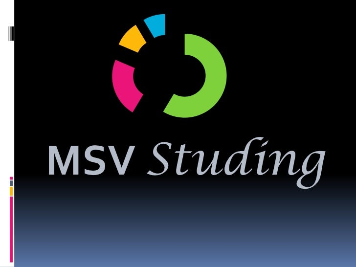 MSV Studing