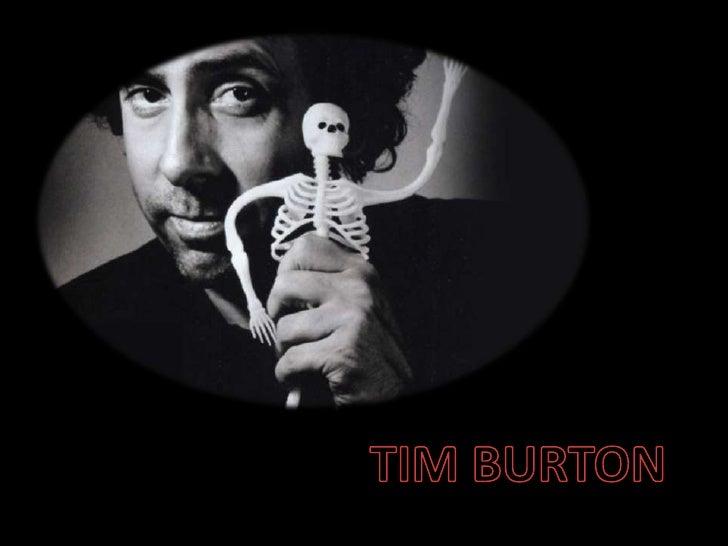 TIM BURTON<br />