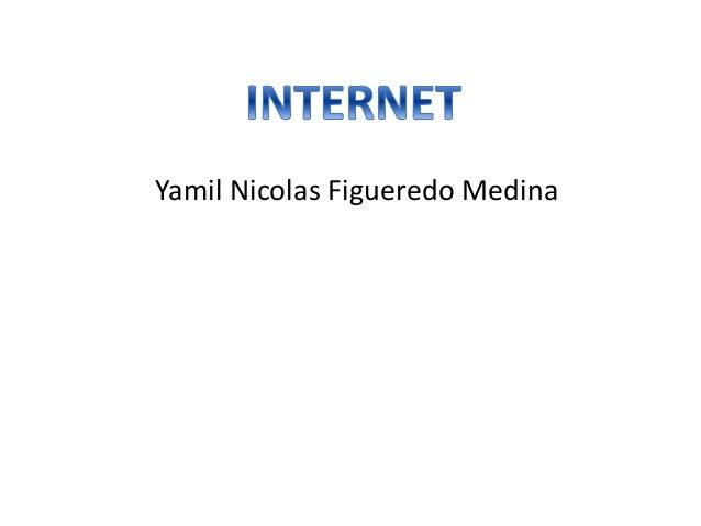 Yamil Nicolas Figueredo Medina