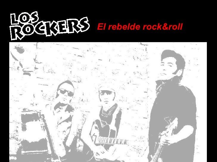 El rebelde rock&roll