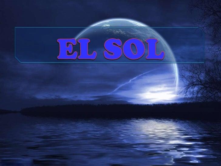 EL SOL<br />