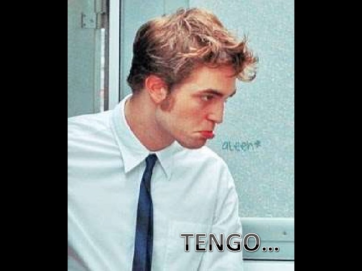 TENGO…<br />
