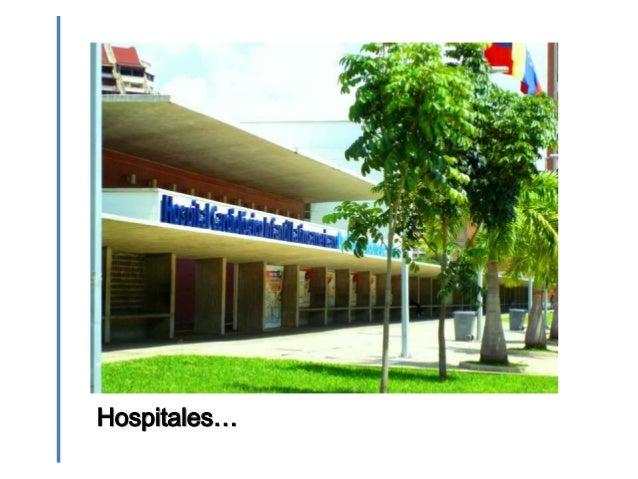 Hospitales…