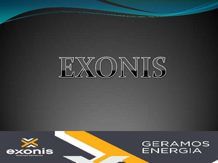 EXONIS<br />
