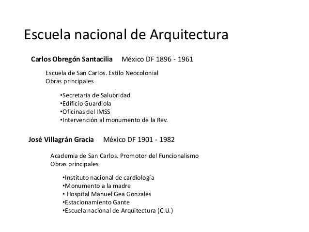 Ricardo Legorreta México DF 1931 - 2011Universidad Nacional Autónoma de México.Trabajo en el Taller de José Villagrán Garc...