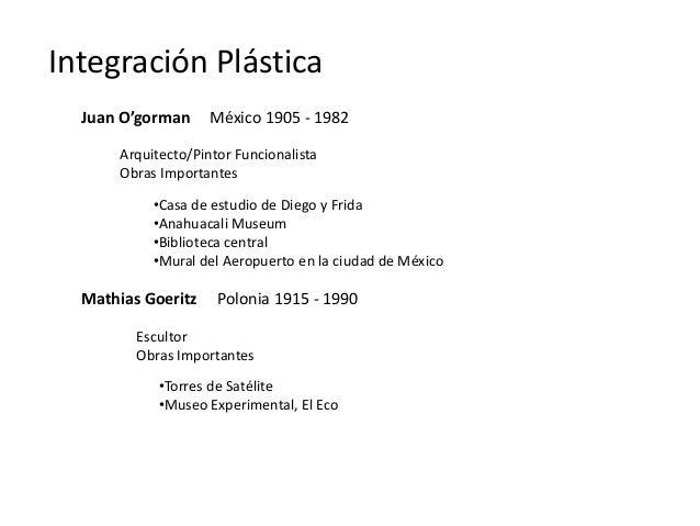 Historia de la Arquitectura de Mexico