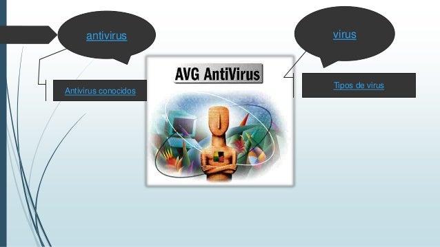 Tipos de virusvirusantivirusAntivirus conocidos