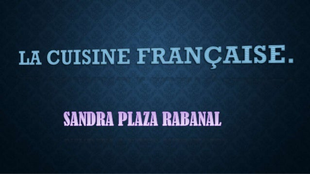 Français SANDRA PLAZA 3ºB