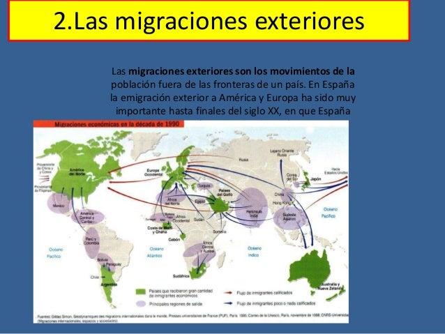 Movimientos migratorios en espa a for Exteriores espana