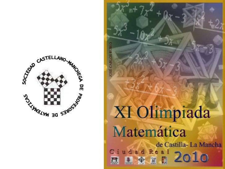 SOCIEDAD CASTELLANO-MANCHEGA DE PROFESORES DE MATEMÁTICAS <br />