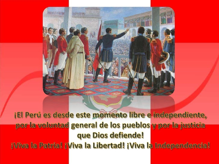 Presentacion 28 De Juliofelices Fiestas Patrias