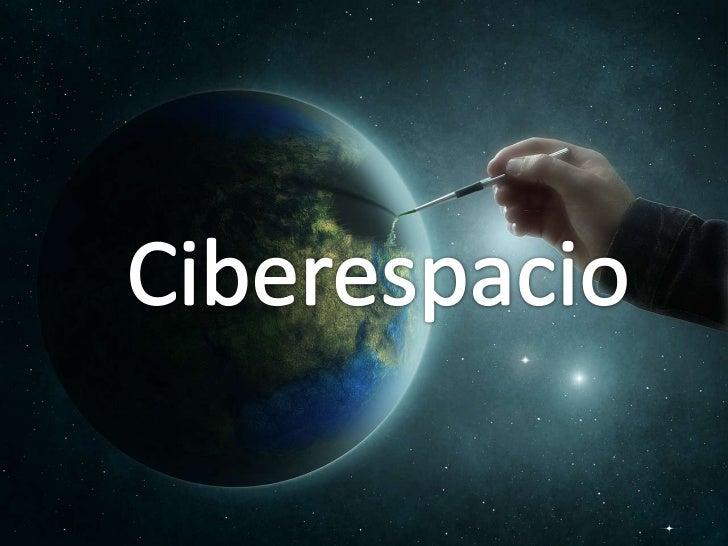 Ciberespacio<br />