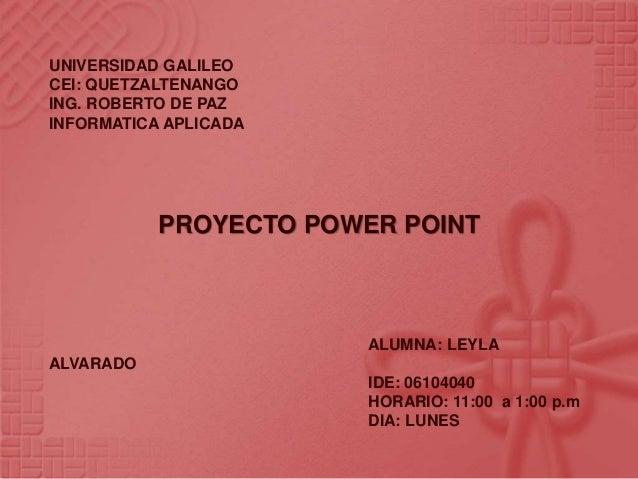 PowerPoint es un paquete completo de herramientas para presentaciones gráficas que ofrece todo lo necesario para producir ...