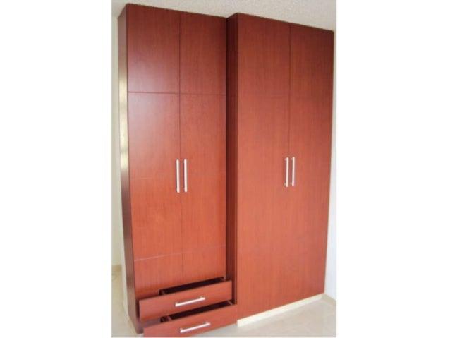 Obra en madera apartamentos del Condominio Naranjos del Caney.