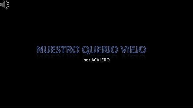 por ACALERO