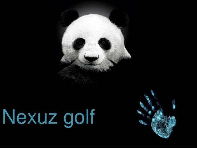 Nexuz golf