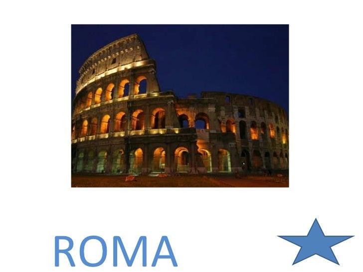 <ul><li>ROMA  </li></ul>
