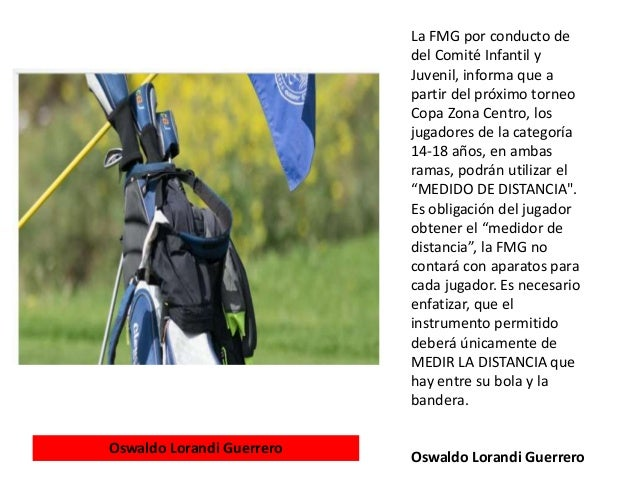 La FMG por conducto de del Comité Infantil y Juvenil, informa que a partir del próximo torneo Copa Zona Centro, los jugado...