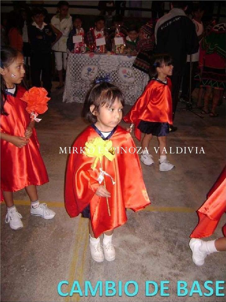 MIRKO ESPINOZA VALDIVIA